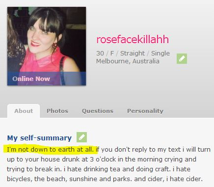 Some of the Most Hilarious Online Dating Profiles   Must Hate     Guff