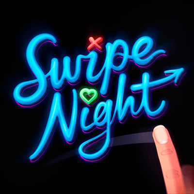 swipe night logo