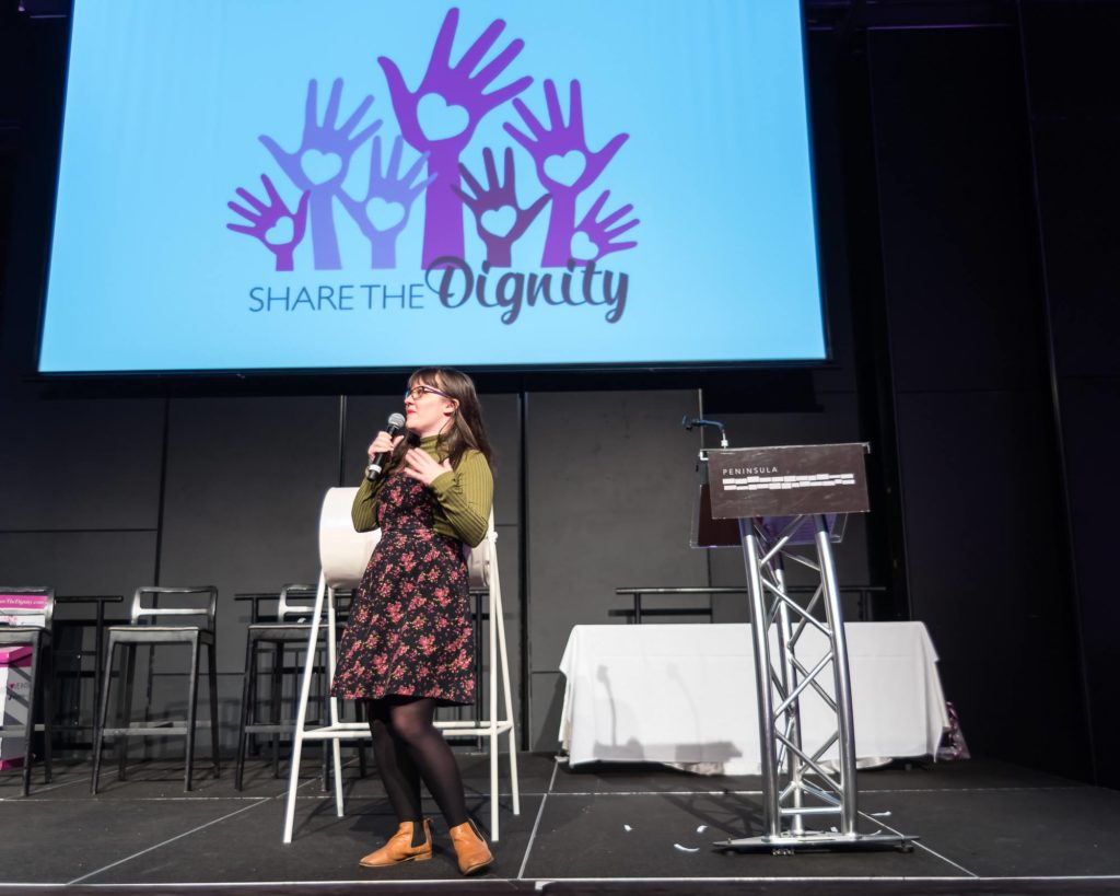 Share the Dignity - DigniTEA Melbourne, Docklands