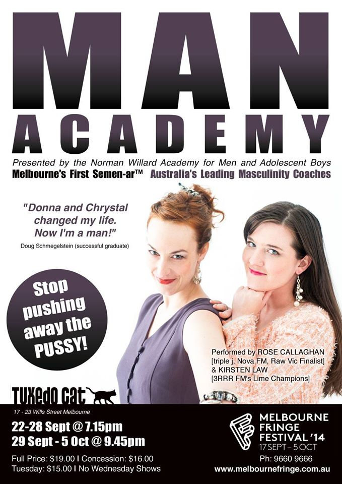Man Academy poste