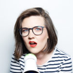 Rose Callaghan comedian press shot - Credit: Kristoffer Paulsen
